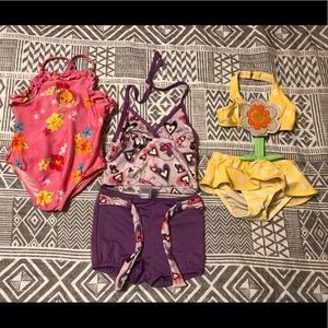 Other - Baby Girls Swimsuit Lot